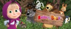 Masha-And-The-Bear-Cast-Stars-Characters-Gallery-With-Logo-Animaccord-Nick-Jr-India